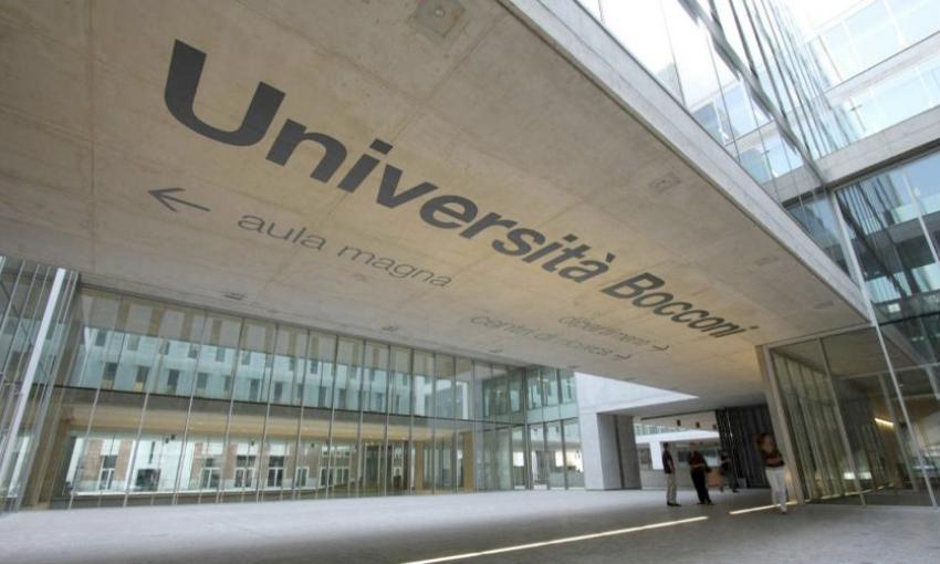 Università bocconi, simas serie LFT, avenue architects