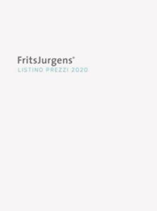Listino Fritsjurgens 2020